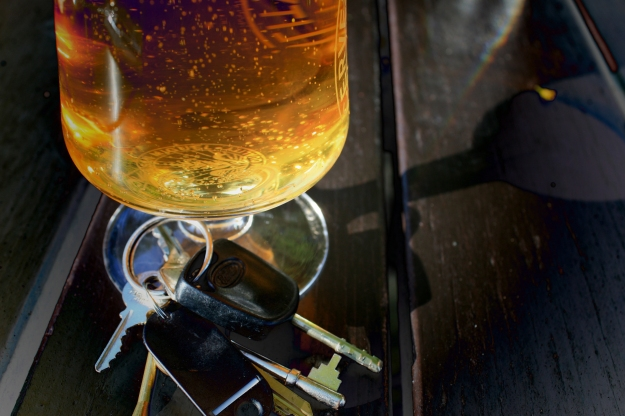 Beer-and-keys